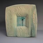 Porcelain plate (BM0105)