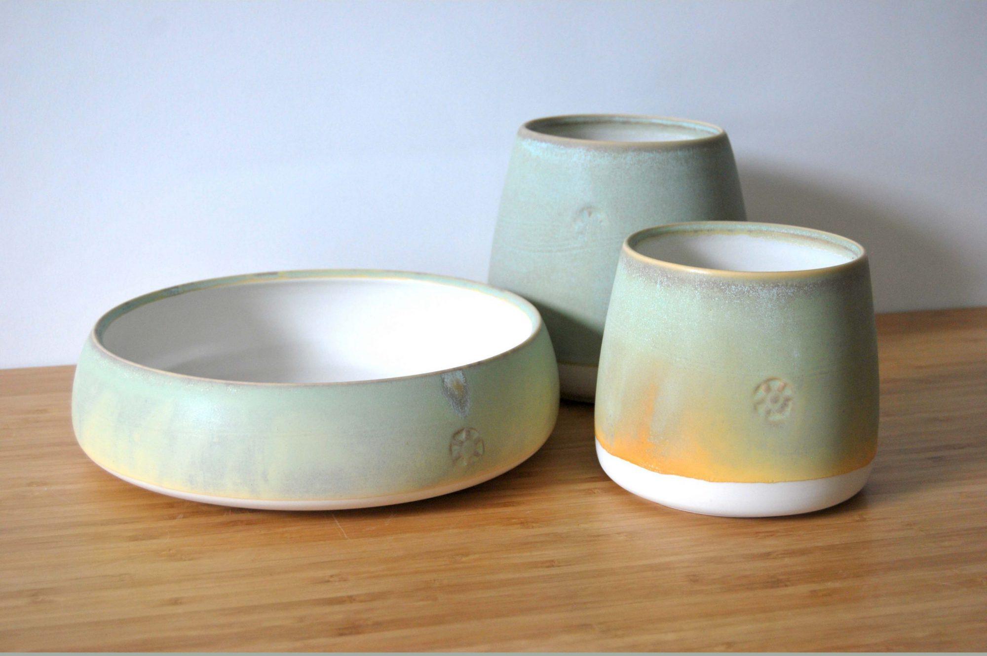 Bridget McVey - Studio pottery